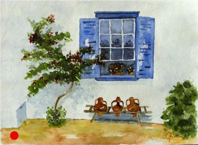 Galerie aquarelle bg for Fenster 60x80